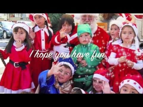 John Lennon Happy Xmas War Is Over With Lyrics Youtube John Lennon Happy Xmas Holiday Music