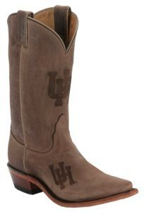 University of Houston cowgirl boots!!