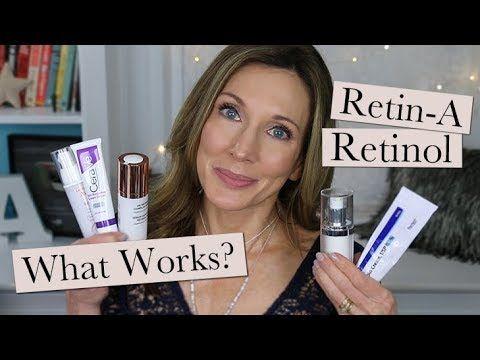 Retinoids Retin A Retinol For Anti Aging What Works How To Choose Hot Flashy Anti Wrinkle Skin Anti Aging Skin Care Aging Skin Care