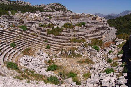 Termessos – antike Stadt und Nationalpark
