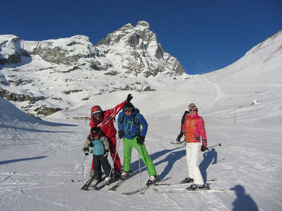 Skiing in Cervinia www.eliteholiday.net