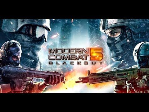 Modern Combat 5 Blackout Gameplay Part 2 Honor 9 Lite Gaming Perform Blackout Game Modern Combat