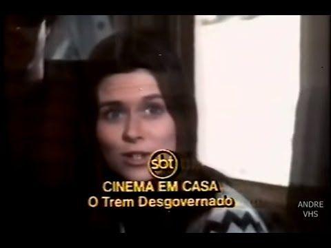O Trem Desgovernado 1973 Dublagem Bks Cinema Em Casa Sbt 25