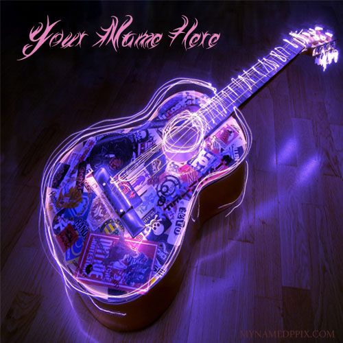 Write Name On Cool Music Guitar Picture Guitar Music Guitar Guitar Pics Cool wallpapers of people playing guitar