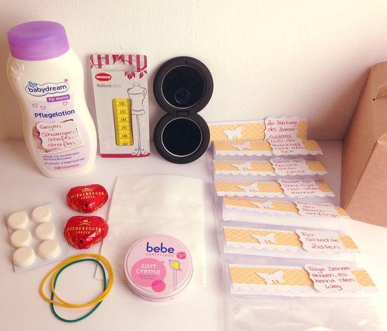 Schwangerschafts-Survival-Kit+von+Smilland+auf+DaWanda.com