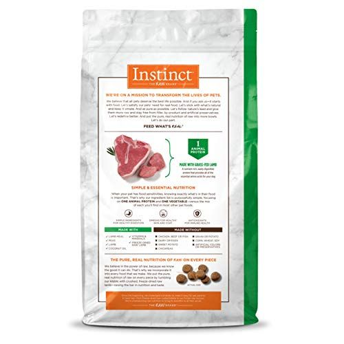Instinct Limited Ingredient Diet Grain Free Recipe Natural Dog Food Toppers Https Drydogfood Site Instinct Limited Dry Cat Food Natural Dog Food Dry Dog Food