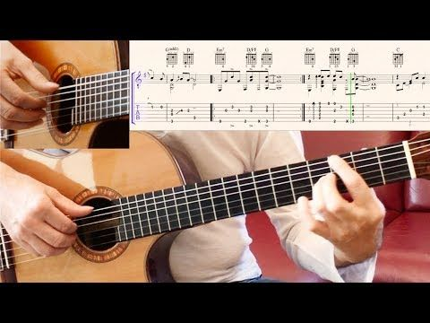 Shallow Tab Fingerstyle Solo Guitar Arrangement Score Acoustic Sheet Music Pdf Download Bearbeitung Klassische Gitarre F Guitar Fingerstyle Guitar Guitar Tabs