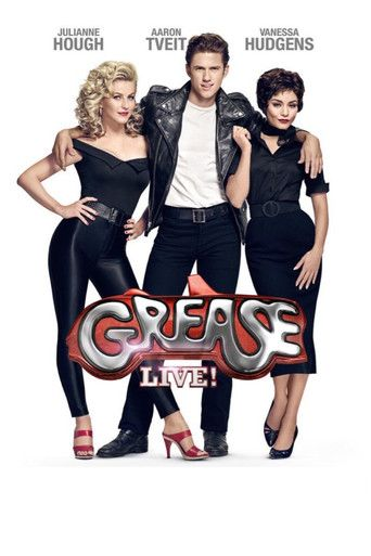 Grease Live (2016) Absolutely loved this, this was brilliant, I especially loved the cast!!!! <3