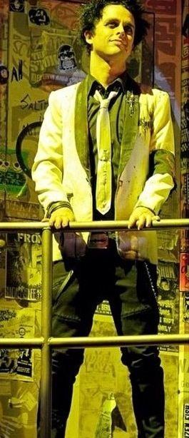 Billie Joe Armstrong as Saint Jimmy~