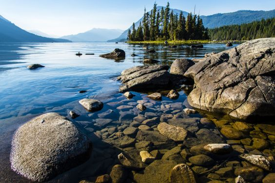 15 Washington state parks that will knock your socks off.