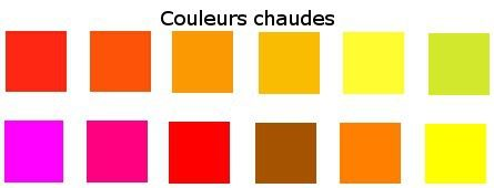 Pinterest the world s catalog of ideas for Peinture couleurs chaudes