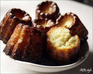 IRRI style: Cannelés Bordelais - pyragaičiai, verti nuodėmės