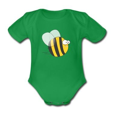 Body Bébé Cool & Crazy Funny Bee / Bumble Bee (Sweet & Cute) #cloth #cute #kids# #funny #hipster #nerd #geek #awesome #gift #shop Thanks.
