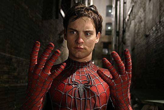 Spider Man 2 2004 Best Superhero Movies Spiderman Movie Spider Man 2