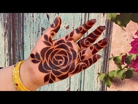 سر يخلي الحنة لونها احمر غامق ادخلوا شوفوا طريقة ولا اروع Youtube Hand Henna Henna Hand Tattoo Hand Tattoos