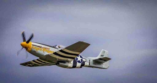 P 51d Mustang.  Taken at the 2014 Winston Salem airshow. Photo By Jymmi Davis