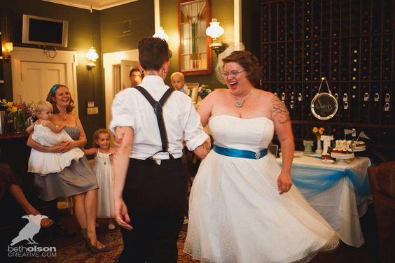Tea Length 1950s Wedding Dress Plus Size