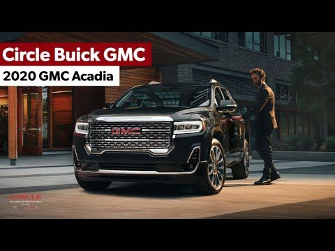 Gm Gmc Suv Family Midsize Finance Deals Acadia Trims