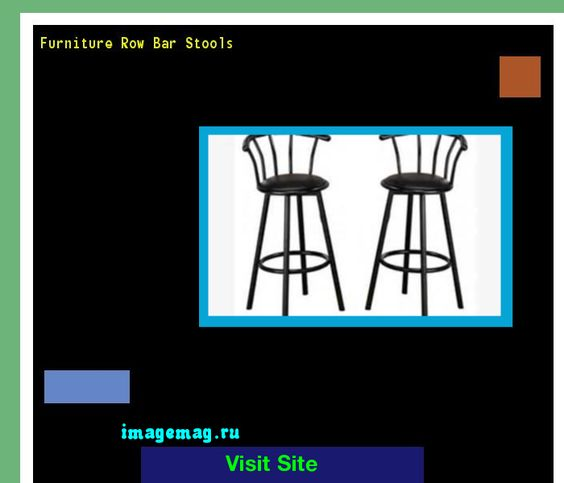 Furniture Row Bar Stools The Best Image Search