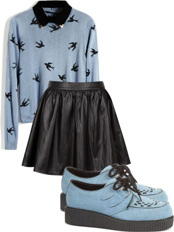 """""""Untitled #161"""" by lu-po ❤ liked on Polyvore"""