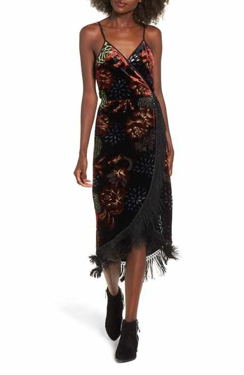 48++ Band of gypsies wrap dress ideas