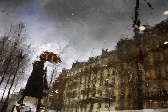 Paris in The Rain by Christophe Jacrot (15)