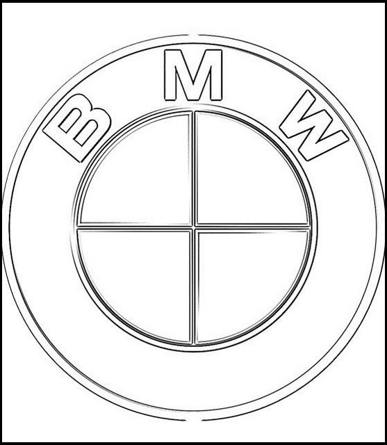High Performance Bmw Cars Coloring Page For Kids Is A Great Way To Spend Your Free Time This Page Will Keep Your Childr Cars Coloring Pages Coloring Pages Bmw