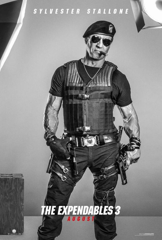 Expendables 3 - Sylvester Stallone - Cosmic Book News
