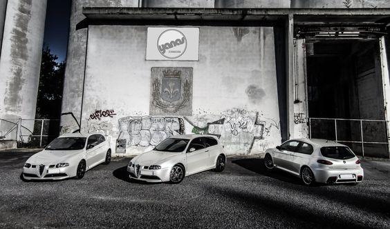 Alfa Romeo 147 GTA Yanas Meccanica
