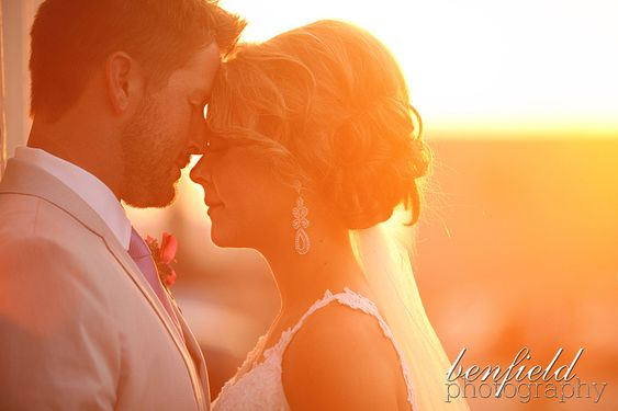 Benfield Photography Blog #wedding #bride #portrait #arkansas #fairlanestation #bride #sunset
