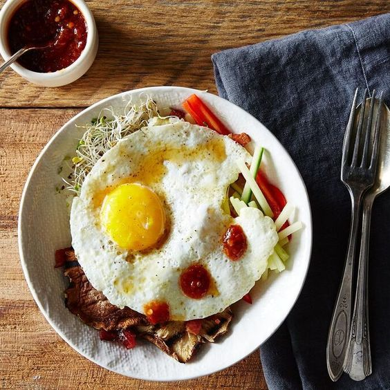 How to Make Bibimbap Without a Recipe  on Food52