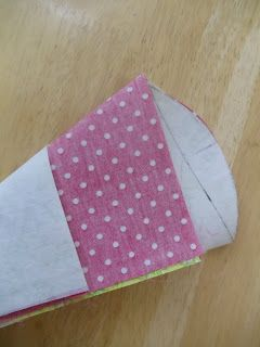 I've got a new tutorial for you to start your week off with, this fun scissor case! The best part is how it's made... by folding your fabri...