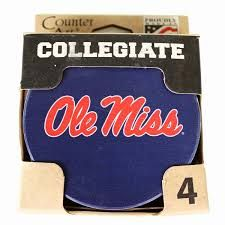 Counter Art has college teams covered with this great coaster line.