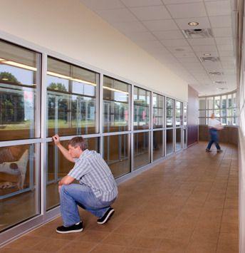 Dog Adoption Kennels at Longmont Humane Society