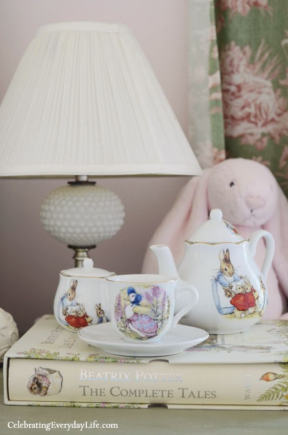 Pinterest the world s catalog of ideas for Beatrix potter bedroom ideas