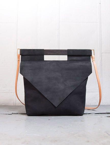 BLACK SLIM bag