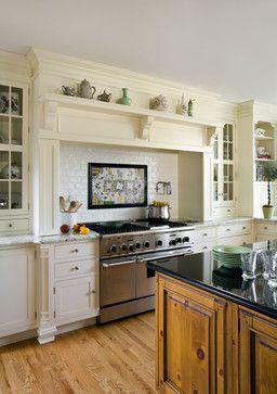 Kealler Kitchen North Andover Massachusetts - kitchen - boston - Heartwood Kitchens