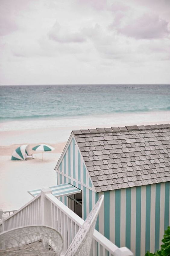 Harbour Island, Bahamas.  Vacationed here many years ago.  So beautiful.  The sand is truly pink.