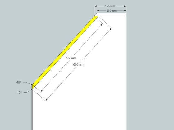Pax In Der Dachschrage Bauanleitung Zum Selber Bauen Selber Machen Dachschrage Dach Bauanleitung