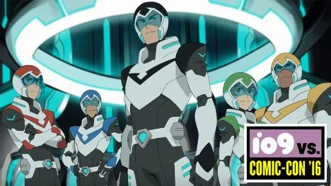 Voltron: Legendary Defender Returns for Season Two Later This Year