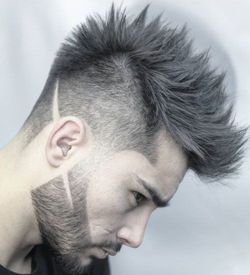 45 Best Spiky Hairstyles For Men 2020 Guide Mens Hairstyles Short Mens Hairstyles Hair And Beard Styles