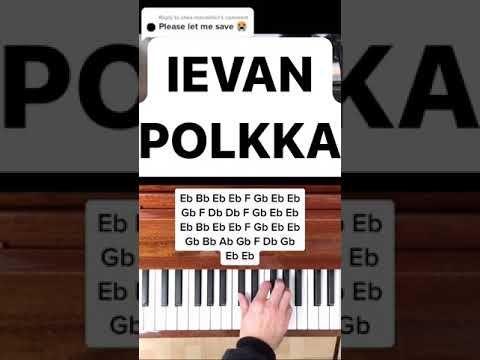 Ievan Polkka Meme Easy Piano Tutorial With Letter Notes Shorts Youtube In 2021 Piano Tutorial Easy Piano Piano