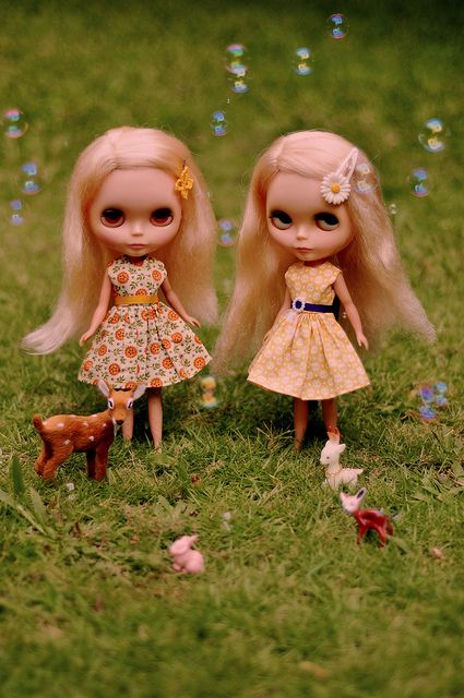 blythes and bubbles