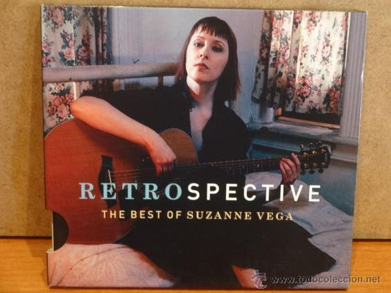 THE BEST OF SUZANNE VEGA. RETROSPECTIVE. PACK-CD / A&M RECORDS - 2003. 21 TEMAS. CALIDAD LUJO.