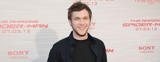 Singer Phillip Phillips arrives at the premiere of Columbia Pictures' 'The Amazing Spider-Man'  (Photo by Jason Merritt/Getty Images)