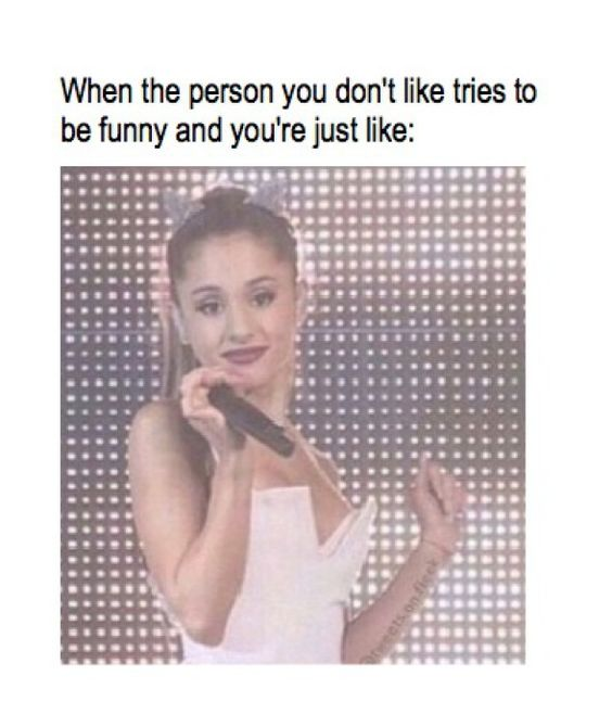 21 of the Sassiest Ariana Grande Memes Perfect for Everyday Situations