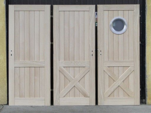Drzwi Wewnetrzne Drewniane Debowe Z Oscieznica 7236630074 Oficjalne Archiwum Allegro Tall Cabinet Storage Interior Design Design