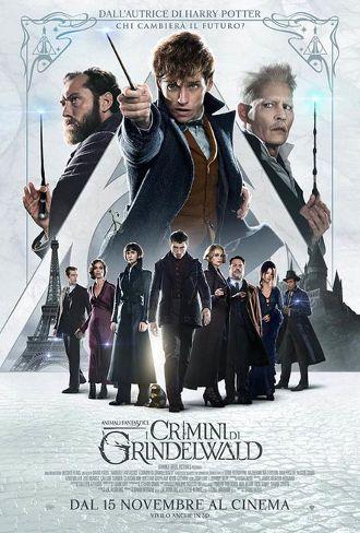 Animali Fantastici I Crimini Di Grindelwald 2018 Evid Fantastic Beasts Movie Fantastic Beasts Harry Potter Fantastic Beasts