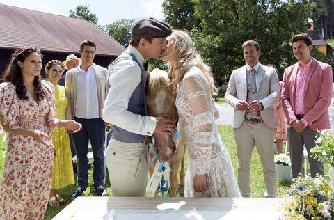 Sturm Der Liebe Hochzeit Alicia Und Viktor Sagen Ja Die Romantischen Fotos Sturm Der Liebe Sturm Romantische Fotos