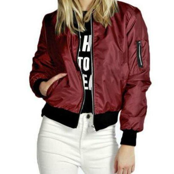 Inspirational Women Jackets